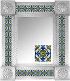Mexican Tile Mirror 0010