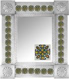 Mexican Tile Mirror 009