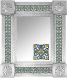 Mexican Tile Mirror 006