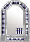Mexican Tile Mirror 22