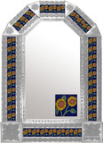 Mexican Tile Mirror 18