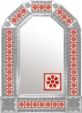 Mexican Tile Mirror 14