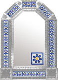 Mexican Tile Mirror 13