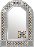Mexican Tile Mirror 11