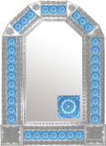 Mexican Tile Mirror 03