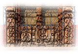 custom iron balcony railing iron balcony #31