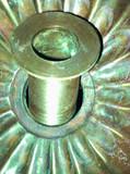 Bronze Sink Drain Fixture