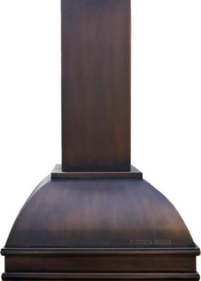mexican kitchen copper range hood