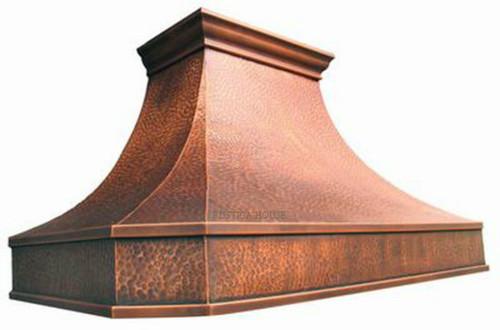 copper vent hood