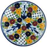 Hand Painted Talavera: Mexican Plate talavera plate32