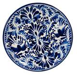 Hand Painted Talavera: Mexican Plate talavera plate31