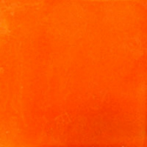 Mexican Orange Solid Color Tiles