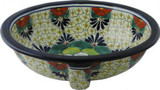 colonial talavera sink