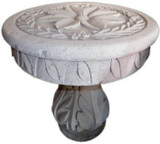 Mexican Stone Table Base 3