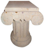 cantera stone table base