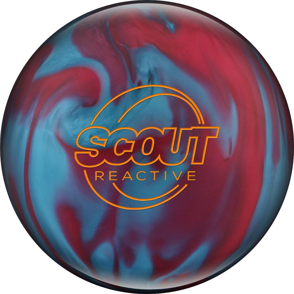 Columbia 300 Scout Bowling Ball Raspberry Blue
