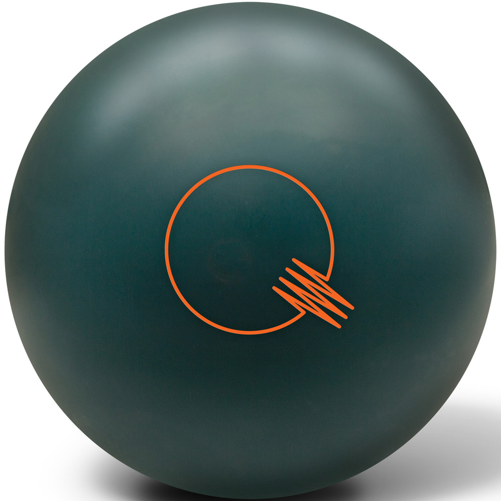 Brunswick Quantum Forest Green Solid Bowling Ball