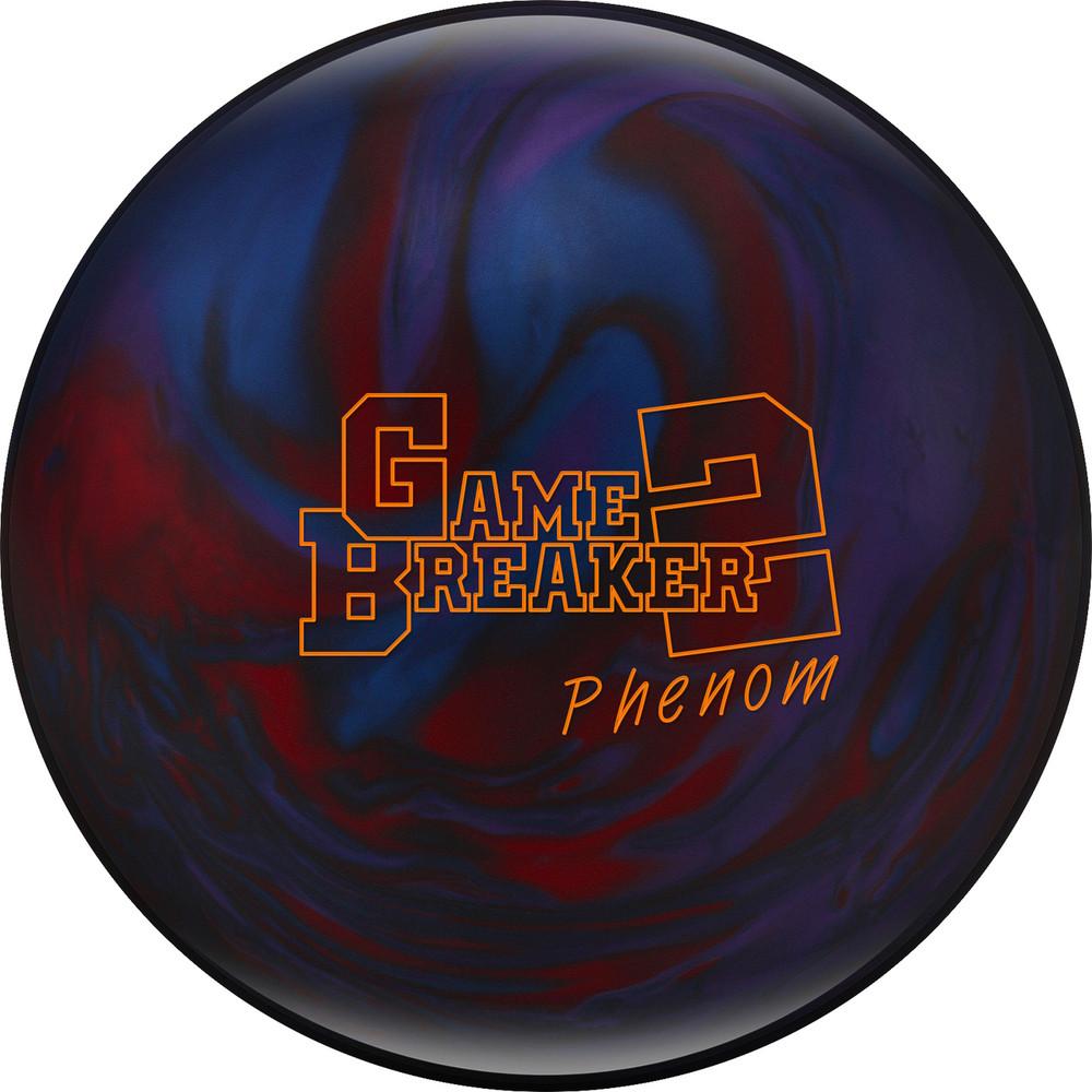 Ebonite Game Breaker 2 Phenom Pearl Front View
