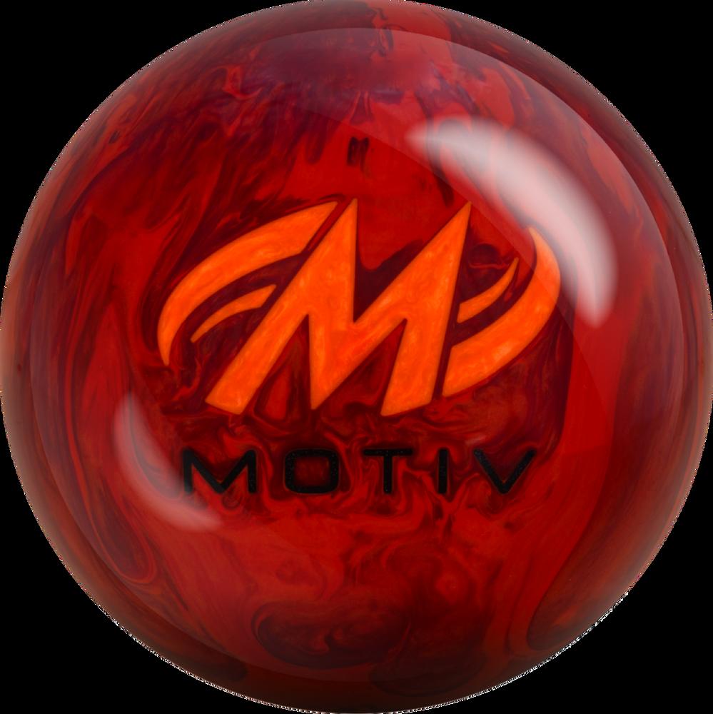 Motiv Octane Carbon Bowling Ball