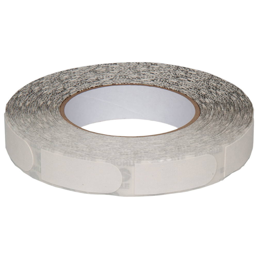 "Ebonite Ultra Grip 3/4"" White Tape 100 Piece Roll"