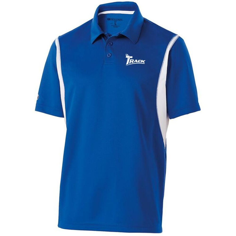 Track Integrate Performance Mens Polo