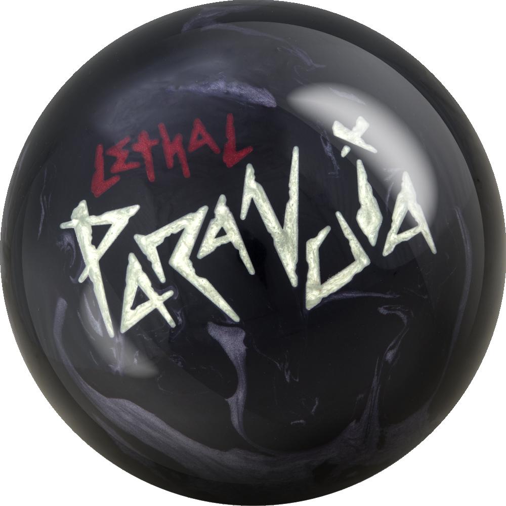 Motiv Lethal Paranoia Bowling Ball
