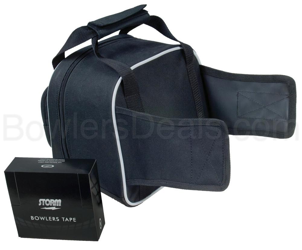 Storm Spare Kit 1 Ball Bowling Bag Black