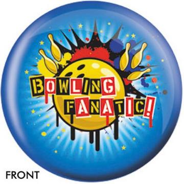OTB Bowling Fanatic Bowling ball