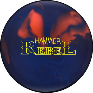 Hammer Rebel Solid Bowling Ball
