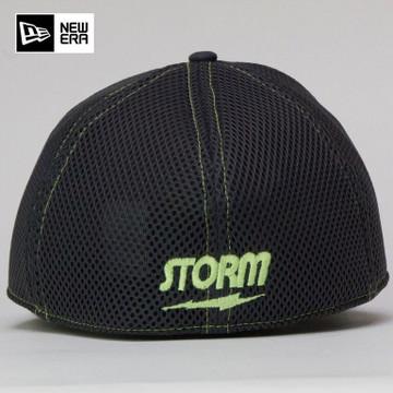 Storm Bolt Hat Gray/Lime