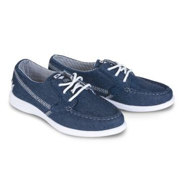 Brunswick Karma Women's Bowling Shoes Denim
