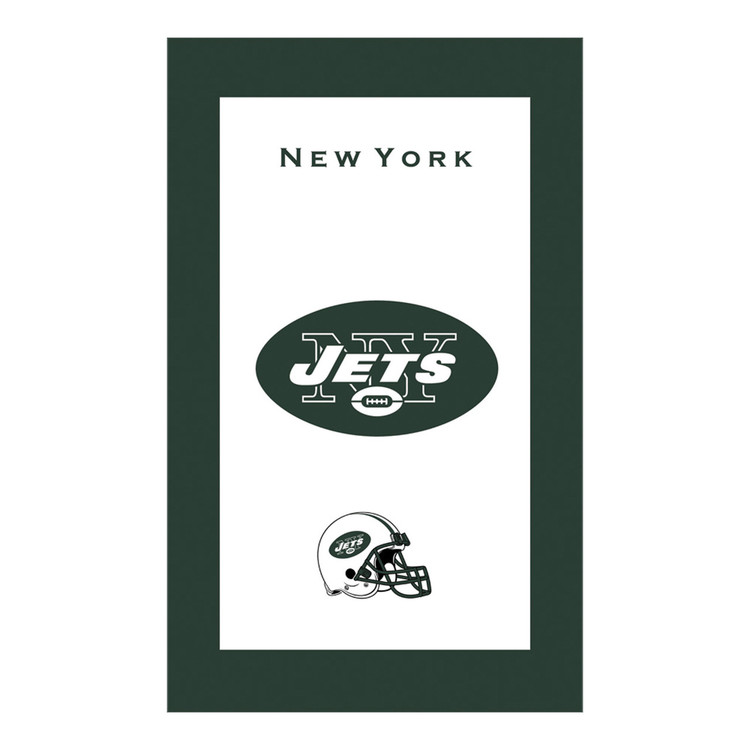 KR NFL Bowling Towel New York Jets
