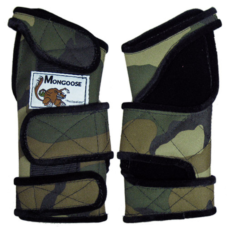 Mongoose Equalizer Right Hand Wrist Positioner Camo