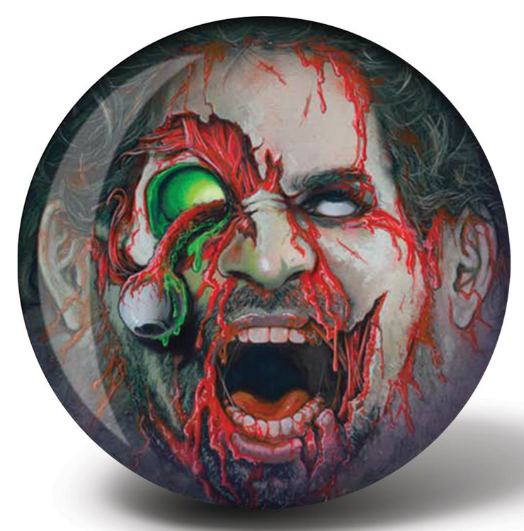 DV8 Zombie Spare Front
