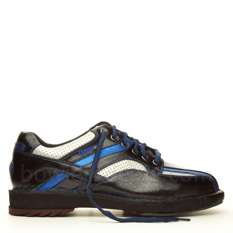 Dexter SST 8 SE Mens Bowling Shoes Black Silver Blue