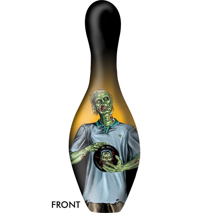 OTB Bill Zombie Bowling Pin