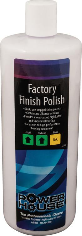 Powerhouse Factory Finish Polish 32oz