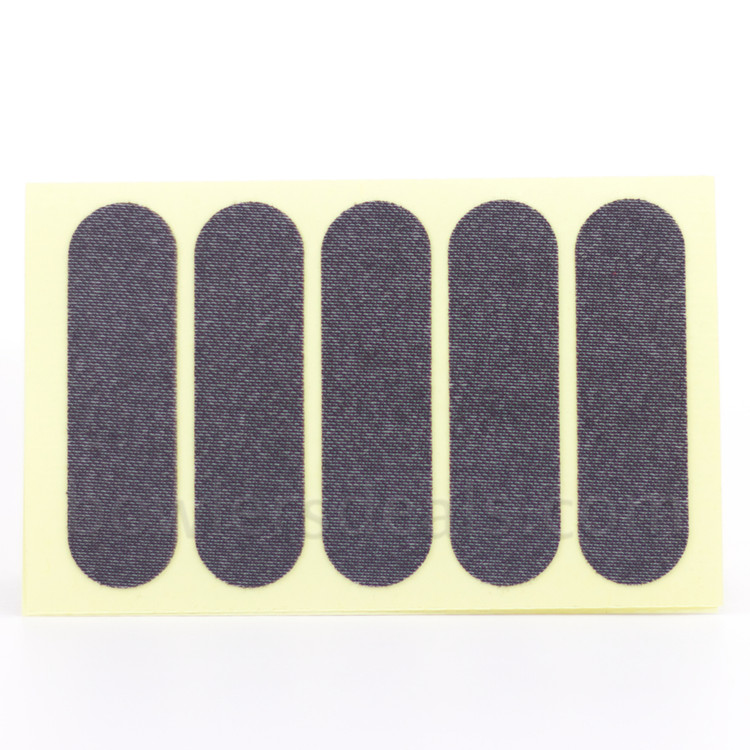 """Vise Hada Patch 4 Gray 1 Pack 3/4"""" (50 Strips)"""
