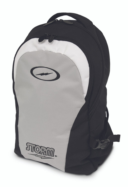 Storm Backpack Silver