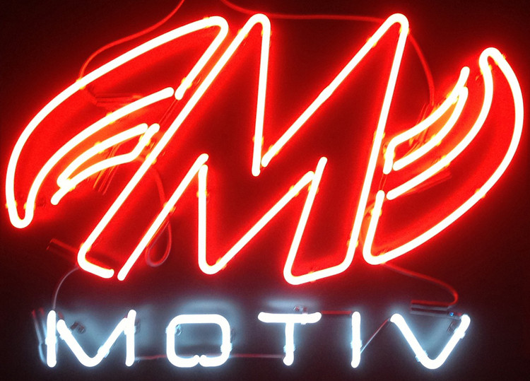Motiv Neon Sign