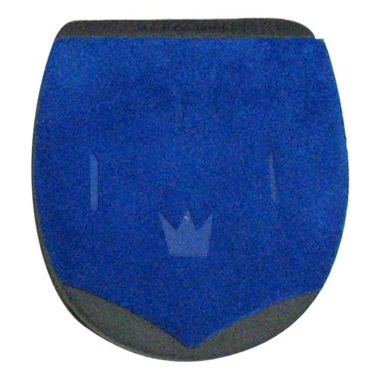 Brunswick H-7 Blue Leather Replacement Heel