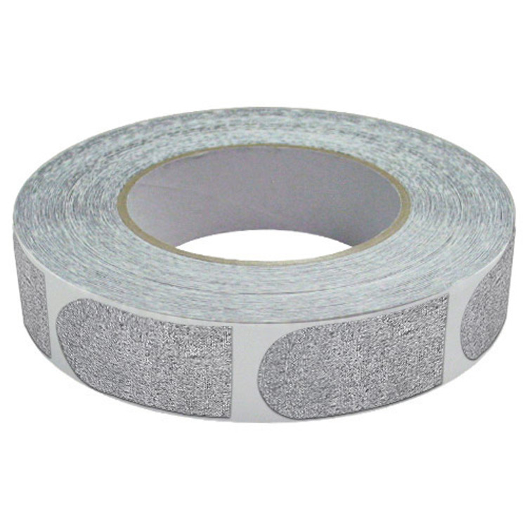 "Real Bowlers Tape 1"" Silver 500 Roll"