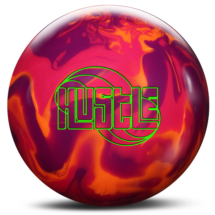 Roto Grip Hustle Bowling Ball Purple Raspberry Orange
