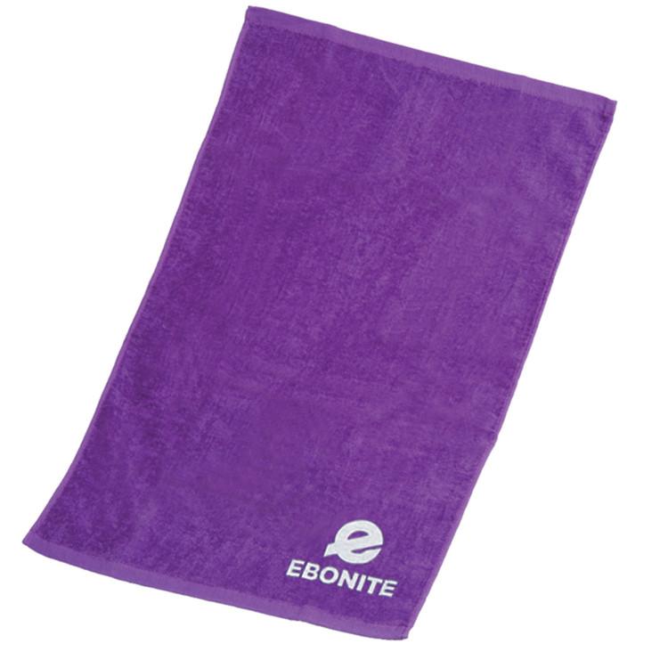 Ebonite Solid Cotton Towel Purple