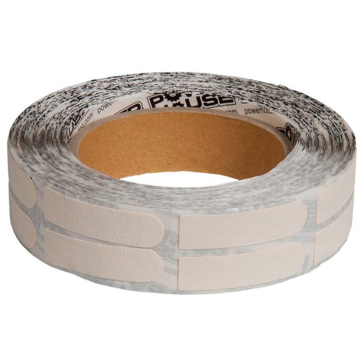 "Ebonite Ultra Grip 1/2"" White Tape 500 Piece Roll"
