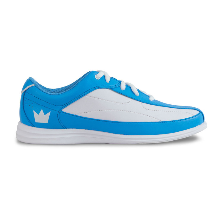 Brunswick Bliss Women's Bowling Shoes Blue White