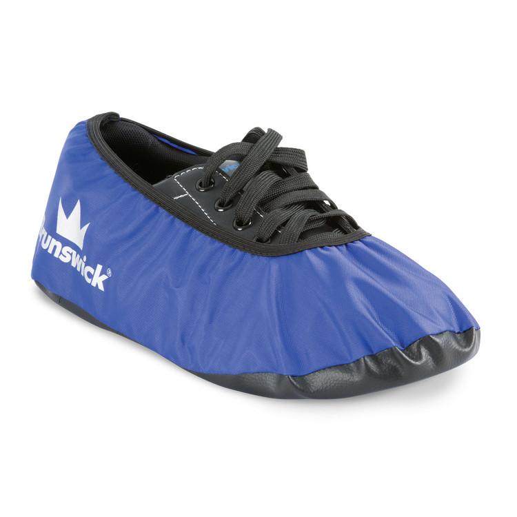 Brunswick Shield Shoe Cover Blue