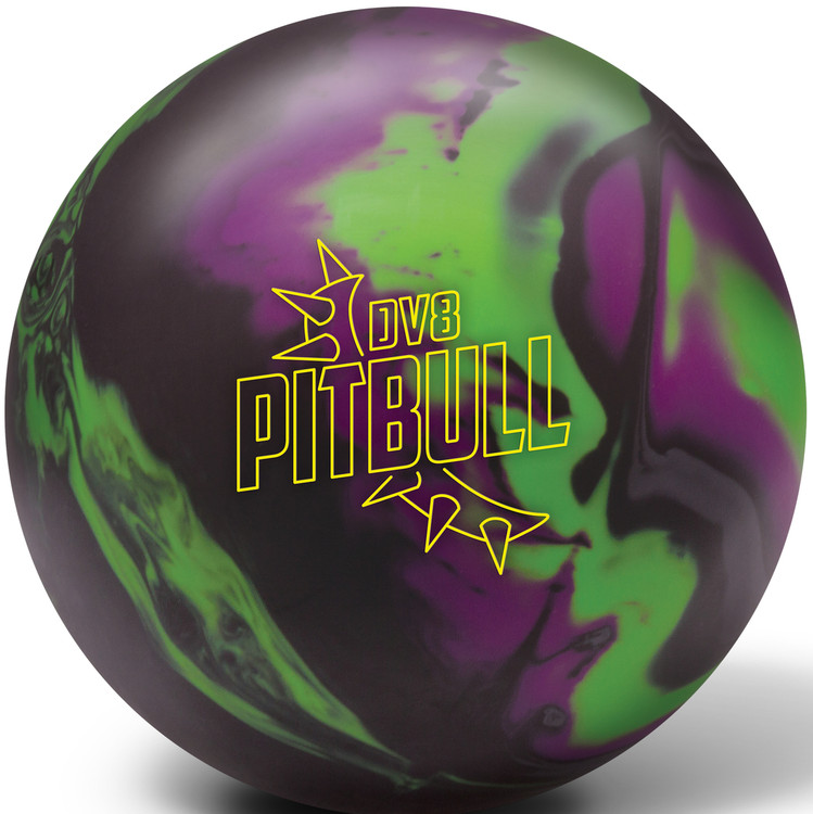 DV8 Pitbull front view