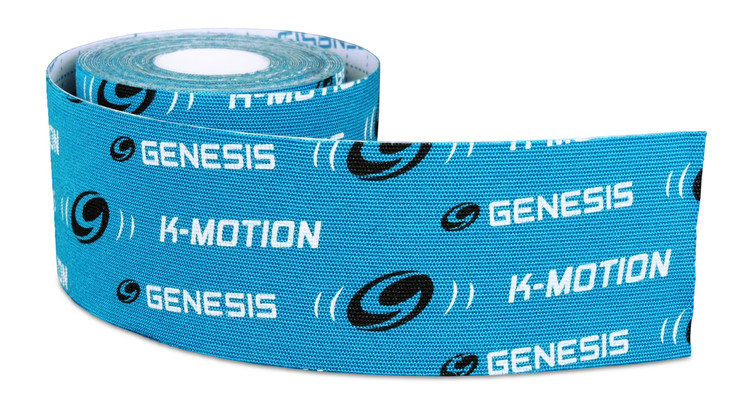 Genesis K-Motion Tape Blue Roll