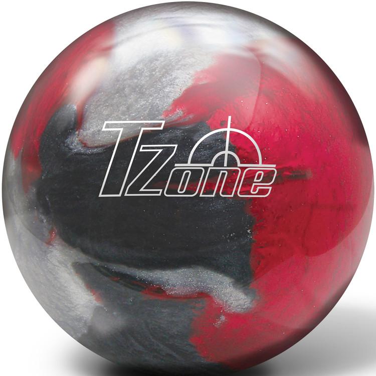 Brunswick TZone Scarlet Shadow Bowling Ball
